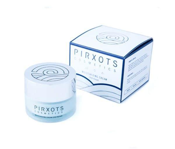 crema hidratante y protectora para la cara